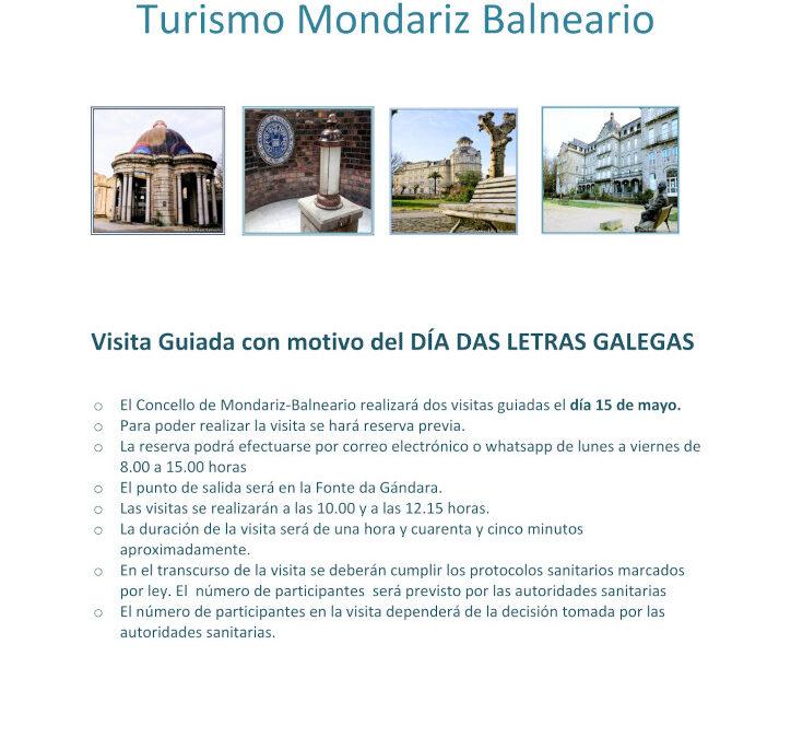 Visita Guiada con motivo del DÍA DAS LETRAS GALEGAS