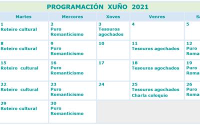 Programación cultural de xuño