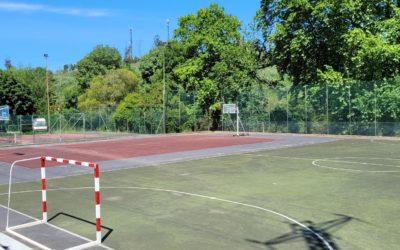 Subvención para o acondicionamento do pavimento das pistas deportivas