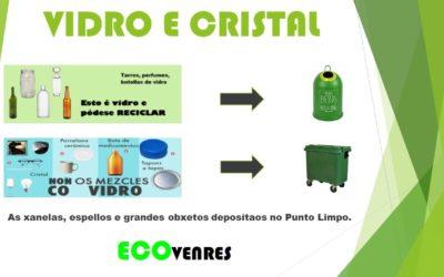 #EcoVenres: Vidro ou cristal?