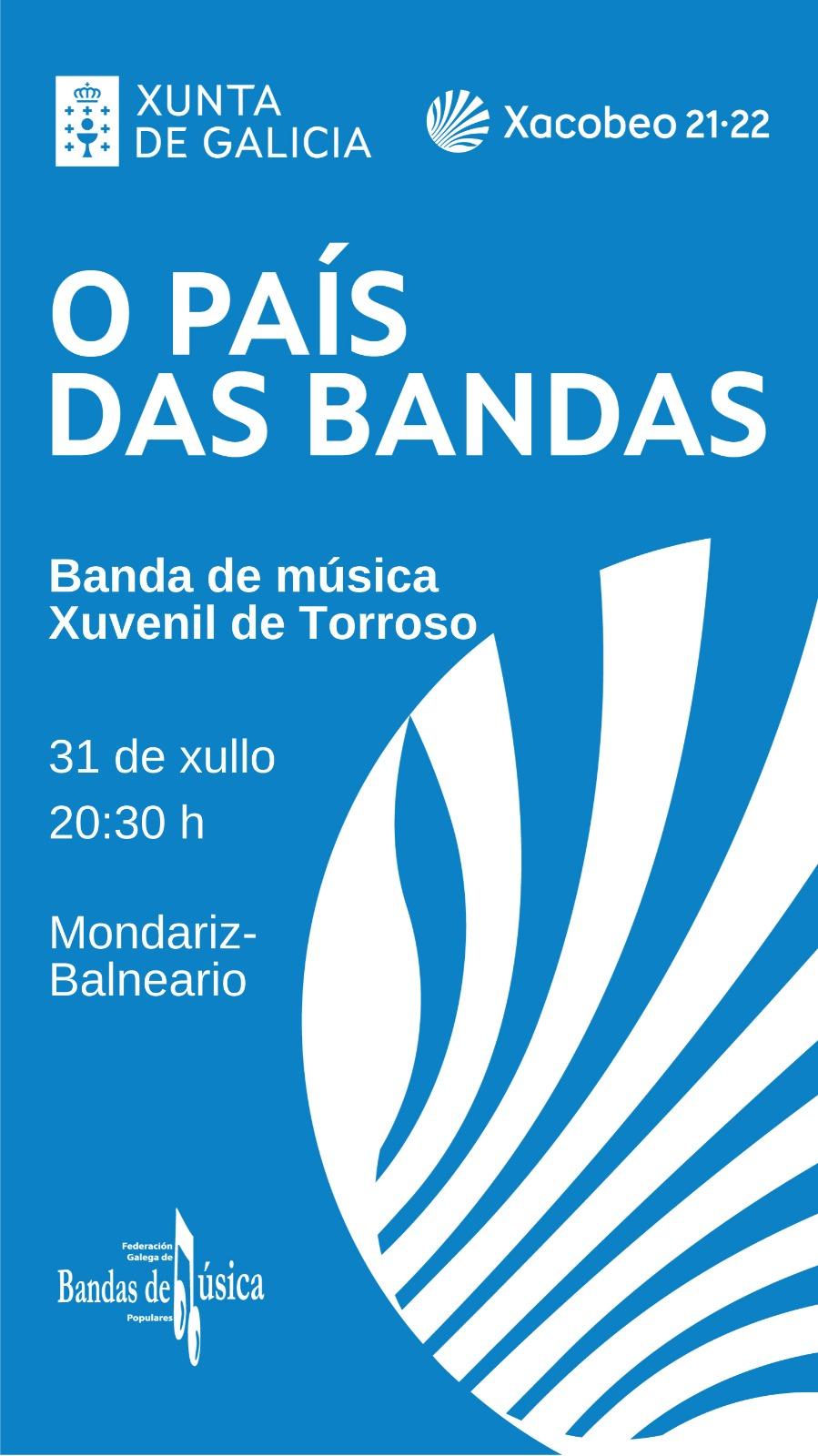 pais bandas concerto mondariz balneario