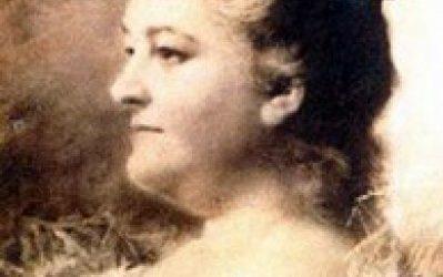 Homenaxe en redes sociais a Emilia Pardo Bazán, no centenario do seu falecemento