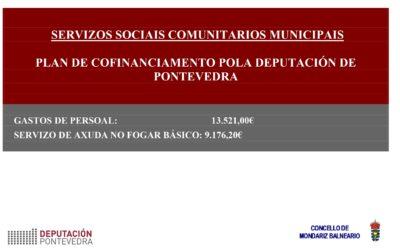 Plan de Cofinanciamiento de los Servicios Sociales Comunitarios Municipales